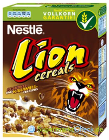 Foto von Nestle Lion