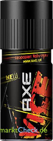 Foto von Axe Bodyspray