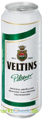 Foto von Veltins Pilsener
