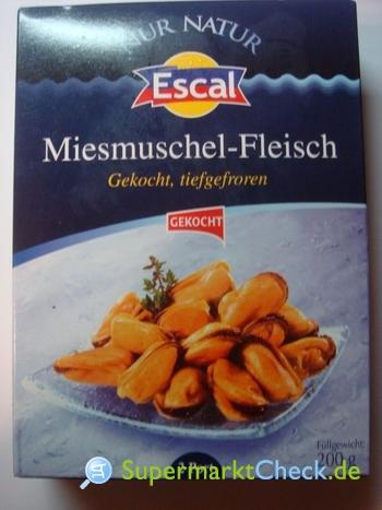 Foto von Escal Miesmuschel Fleisch