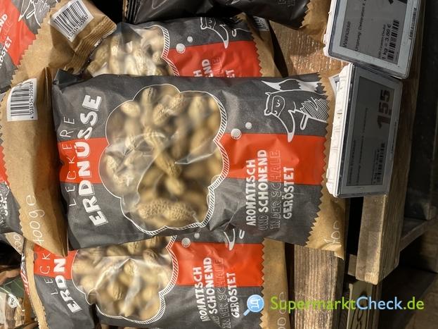 Foto von Jumbo Erdnüsse