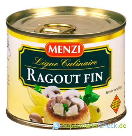 Foto von Menzi Ligne Culinaire Ragout fin 5-er