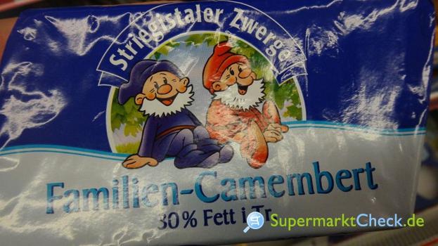 Foto von Striegistaler Zwerge Familien Camembert