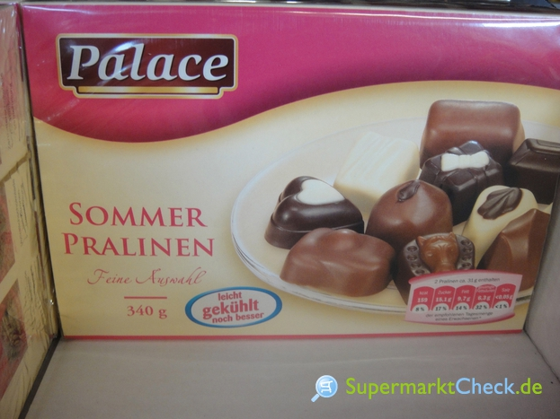 Foto von Palace Sommer Pralinen