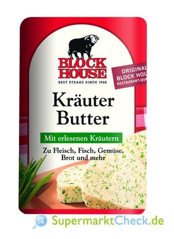 Foto von Block House Kräuter Butter