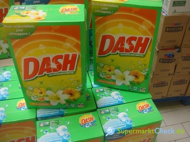 Foto von Dash Universal Waschmittel XXL Pack