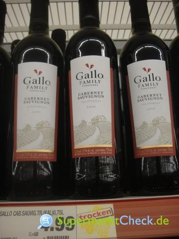Foto von Gallo Family Vineyards