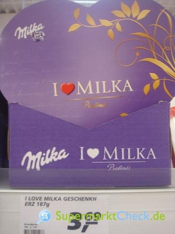 Foto von Milka I love Milka Geschenkherz