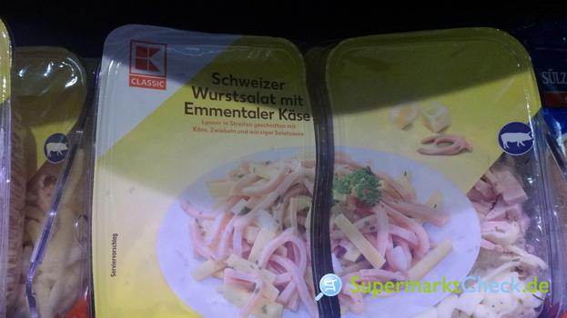 Foto von K Classic Schweizer Wurstsalat