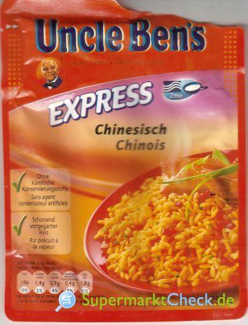 Foto von Uncle Bens Express