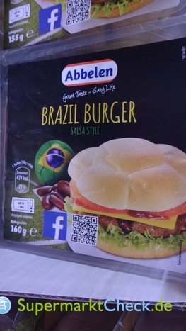 Foto von Abbelen Brazil Burger