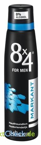 Foto von 8x4 Deo Spray for Men