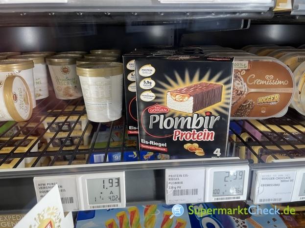Foto von Plombir Protein Eis Riegel