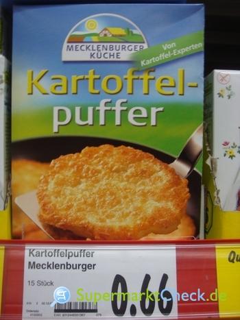 Foto von Mecklenburger Küche Kartoffelpuffer