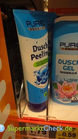 Foto von Pure & Basic Dusch Peeling