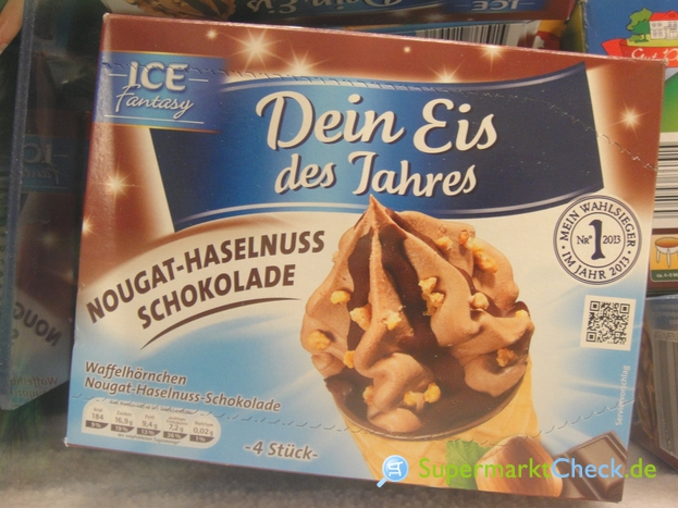 Foto von Ice Fantasy Waffel Hörnchen Dein Eis des Jahres