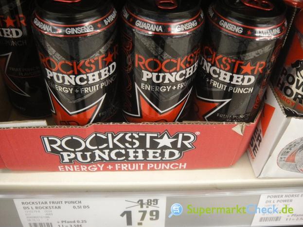 Foto von Rockstar Punched Energy