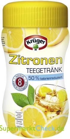 Foto von Krüger 8 L Teegetränk