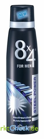 Foto von 8x4 Deo Spray for Men