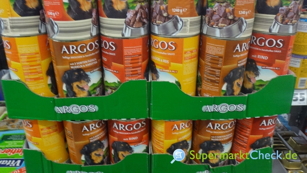 Foto von Argos Saftige Brocken