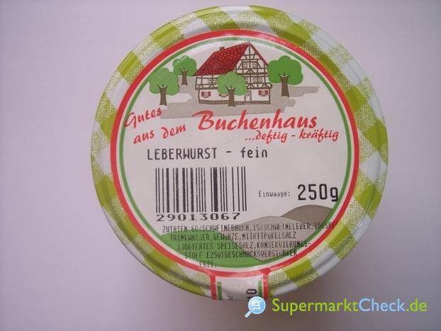 Foto von Buchenhaus Leberwurst