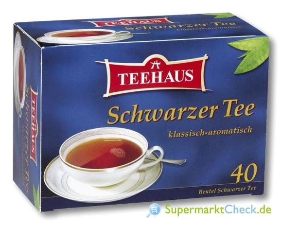 Foto von Teehaus Schwarzer Tee