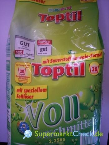 Foto von Toptil Vollwaschmittel
