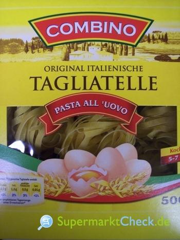 Foto von Combino Tagliatelle Pasta