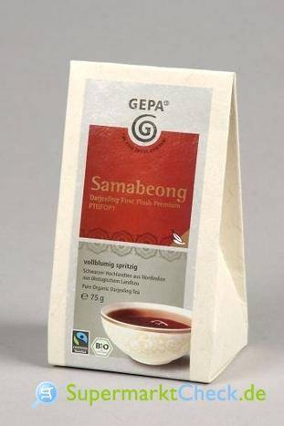Foto von Gepa Samabeong First Flush Premium