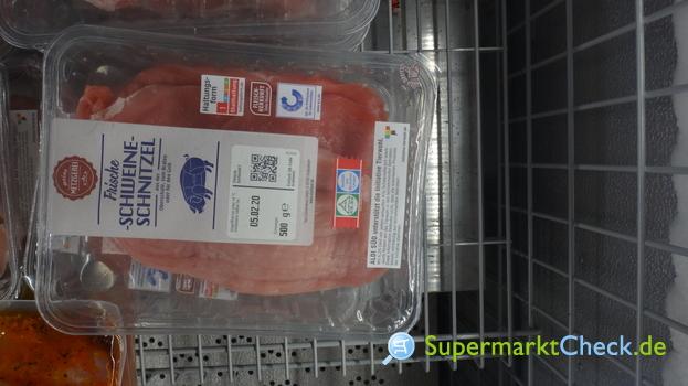 Foto von Meine Metzgerei Frische Schweine Schnitzel