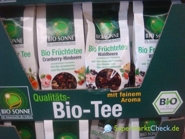 Foto von Bio Sonne Bio Früchtetee