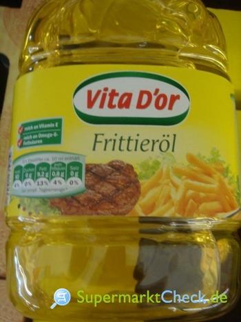 Foto von Vita Dor / Lidl Frittieröl