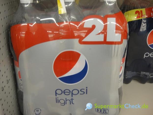 Foto von Pepsi Cola Light