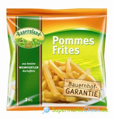 Foto von Bauernland Pommes Frites
