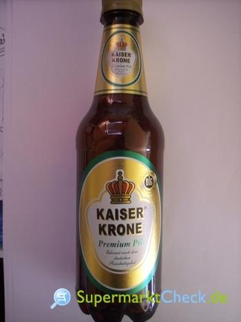 Foto von Kaiser Krone Premium Pils