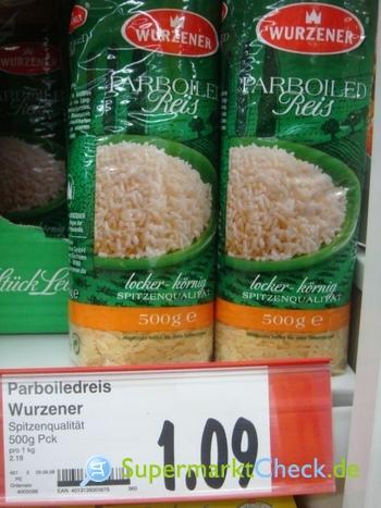 Foto von Wurzener Parboiled Reis