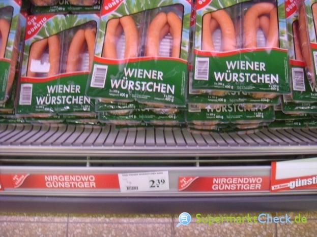 Wieviel Kalorien Hat Ein Wiener Würstchen