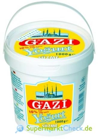 Foto von GAZI Türkischer Naturjoghurt