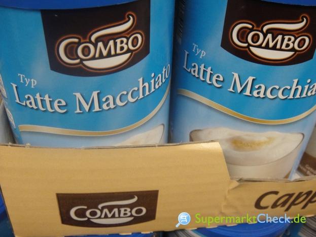Foto von Combo / Aldi Nord Typ Latte Macchiato