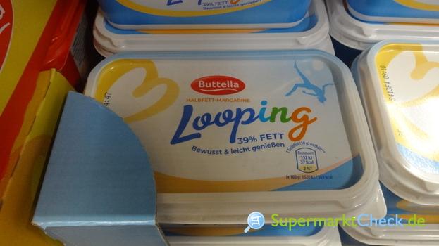 Foto von Buttella Looping Halbfett Margarine
