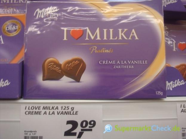 Foto von Milka I love Milka
