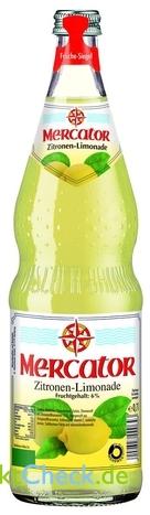 Foto von Mercator Zitronen Limonade