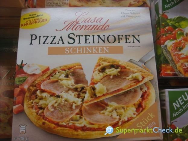 Foto von Casa Morando Steinofen-Pizza