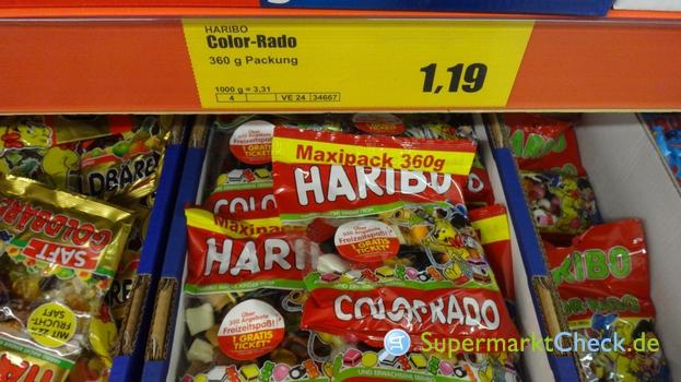 Foto von Haribo Color-Rado