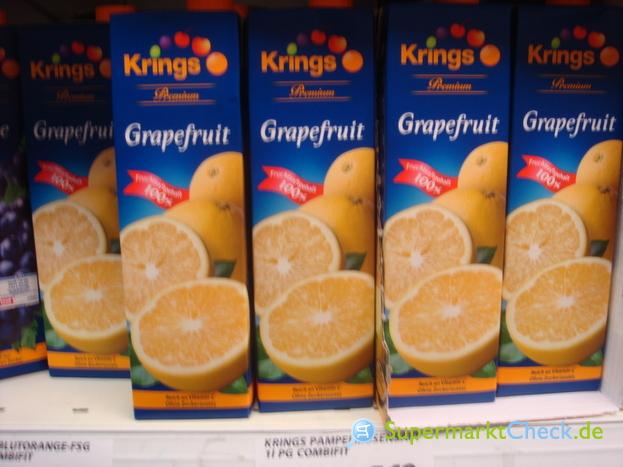 Foto von Krings Grapefruit