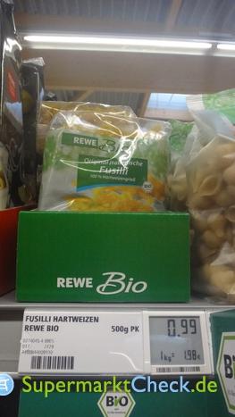 Foto von REWE Bio Original Fusilli