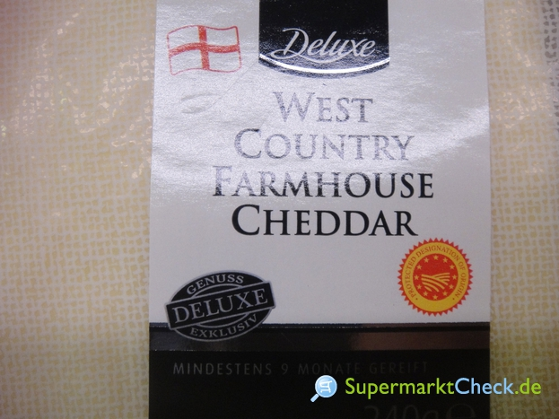 Foto von Deluxe West Country Farmhouse Cheddar