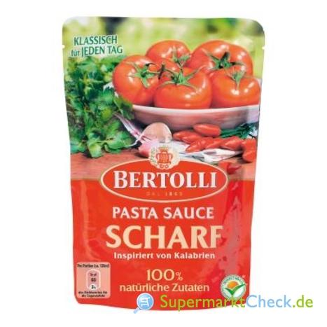 Foto von Bertolli Pasta Sauce