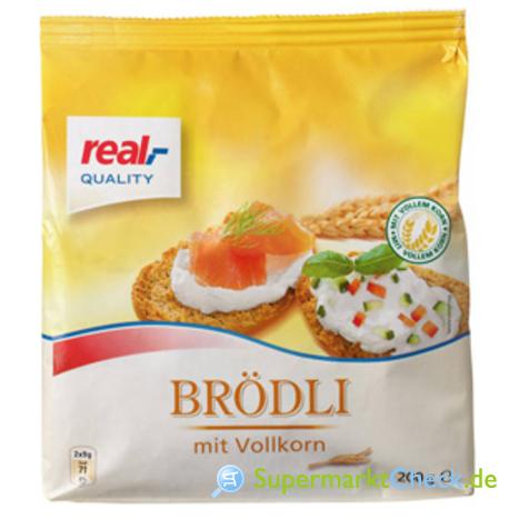 Foto von real Quality Brödli