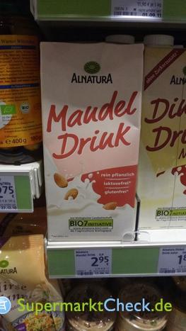 Foto von Alnatura Mandel Drink